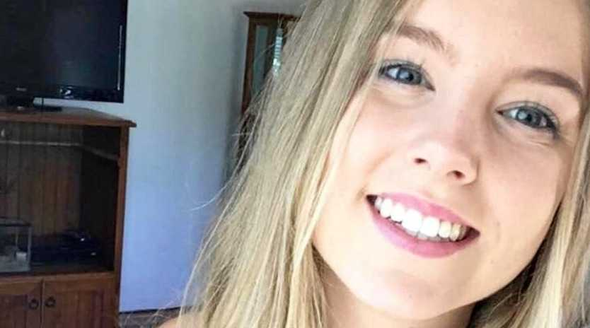 Hannah Dingle has been remembered as a smiling and happy person.