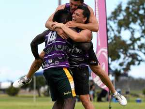 DOWN TO THE WIRE: Watch the Feet win Bundy Cup