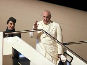 Don't say Rohingya, Pope told