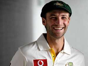 England's Barmy Army pays tribute to Phillip Hughes