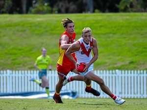 Brown makes his way up the Sydney Swans pecking order