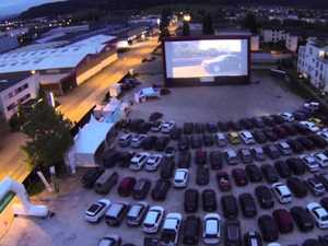 Plans to open drive-in cinema on Sunshine Coast