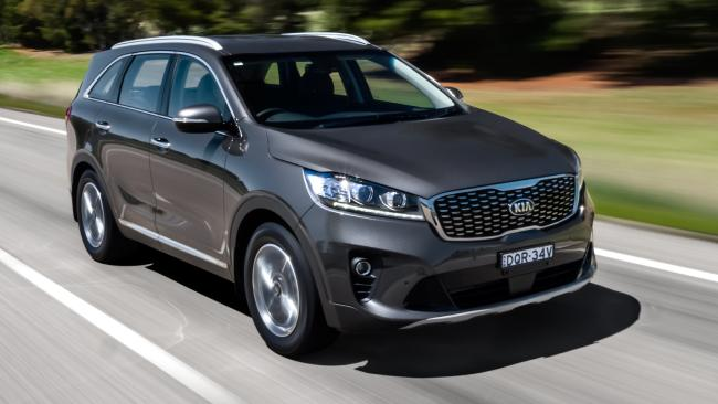 Refined and comfortable: The Kia Sorento