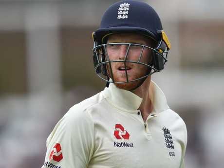Ben Stokes' absence was felt by England who showed a soft middle without him.