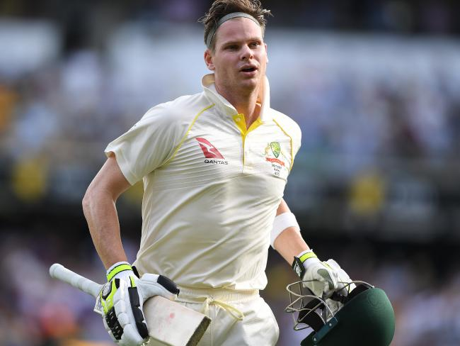 Australian captain Steve Smith was outstanding in the opening Test win.