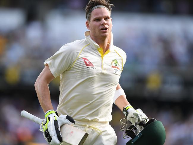 Australian captain Steve Smith was outstanding in the opening Test win.