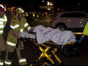 'Drunk driver' in four-car crash mayhem