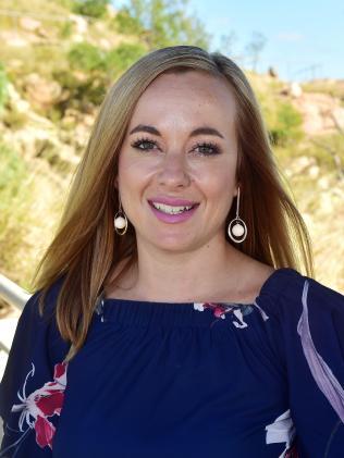 LMP Townsville candidate Casie Scott. Picture: Shae Beplate.