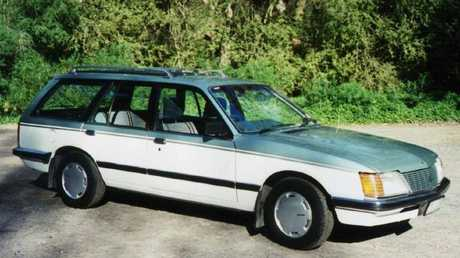 VH Commodore wagon