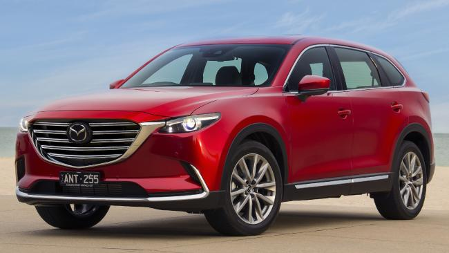Classy contender: Improved safety and noise reduction make Mazda's CX-9 an excellent prospect.