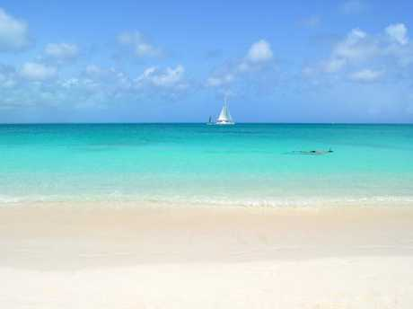 Grace Bay has been named the world's No. 1 beach.