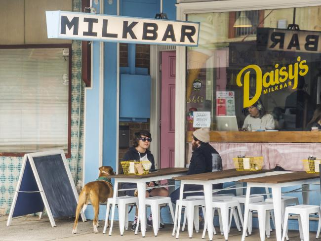 A milk bar isn't called that in some states.