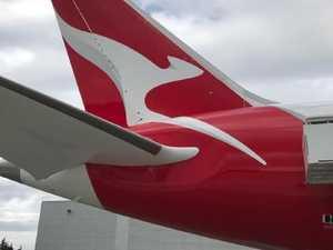 Where pilots sleep in Qantas Dreamliners