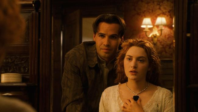 Billy Zane has revealed set secrets from the making of Titanic. Picture: Alamy