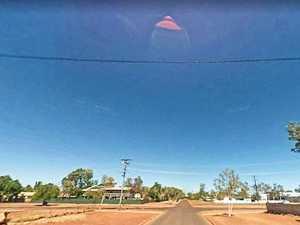 Sky boob or UFO in skies?