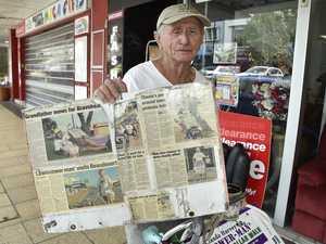Million dollar mowerman reaches journey's end in Toowoomba
