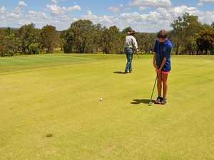 Golfing for Men's Health