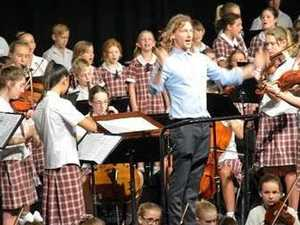 Good Shepherd students stage a night to remember