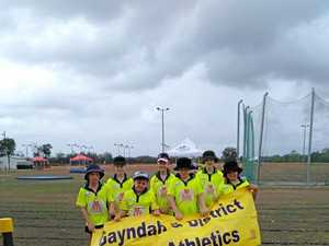 Gayndah little athletics
