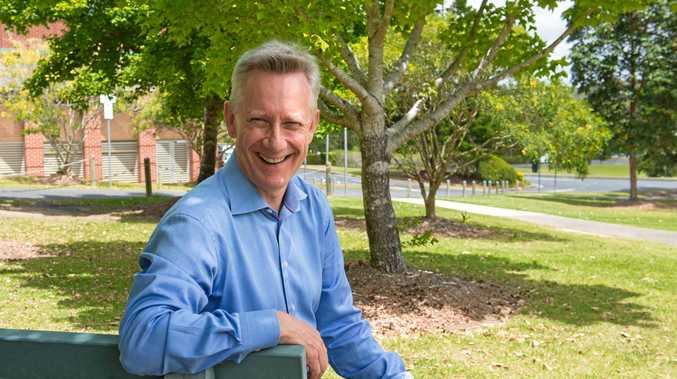 Southern Cross University Vice Chancellor, Professor Adam Shoemaker.
