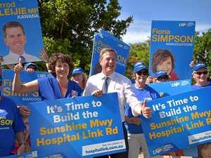 Tim Nicholls' time is up, says battling LNP MP