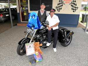 Engines revving for Salvos' toy run