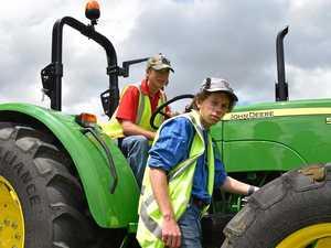 Farmers of the future showcase their skills
