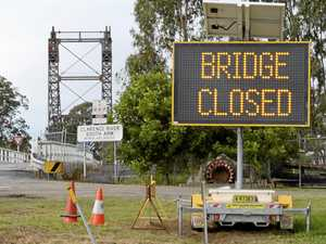 Bridge closed for second time this month