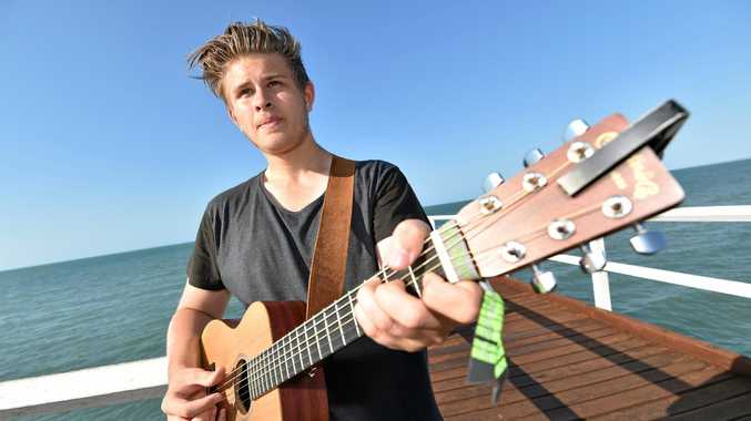 YOUNG TALENT: Catch Harley Meszaros at the Beach House Hotel.