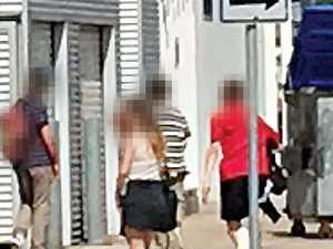 Gun pulled on women in terrifying CBD incident