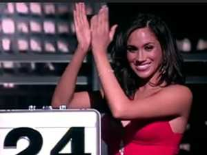 Meghan's 'uncomfortable' game show past