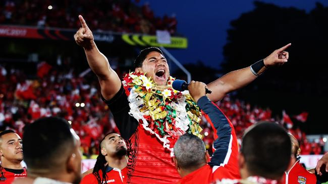 Taumalolo has changed rugby league in ways we can't even imagine.