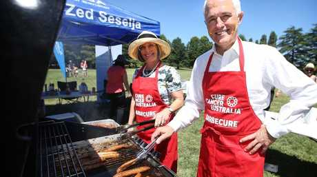 PM Malcolm Turnbull has previously ruled out changing the date of Australia Day. Picture: Kym Smith