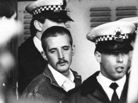 Julian Knight killed seven people in the Hoddle Street massacre in Melbourne in 1987. Picture: Michael Potter