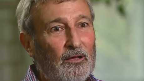 Don Burke's bizarre interview on A Current Affair last night drew much criticism from viewers. Picture: ACA/ Channel 9.