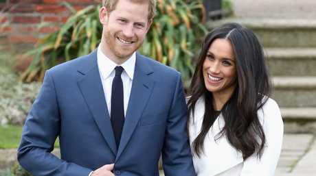 Prince Harry and Meghan Markle have announced their engagement. Photo: Chris Jackson/Getty Images