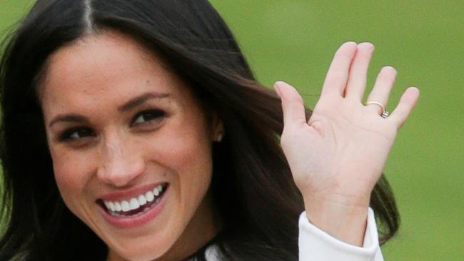 Prince Harry and Meghan Markle have been living at Kensington Palace.
