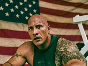 The Rock reveals scarily badass tattoo