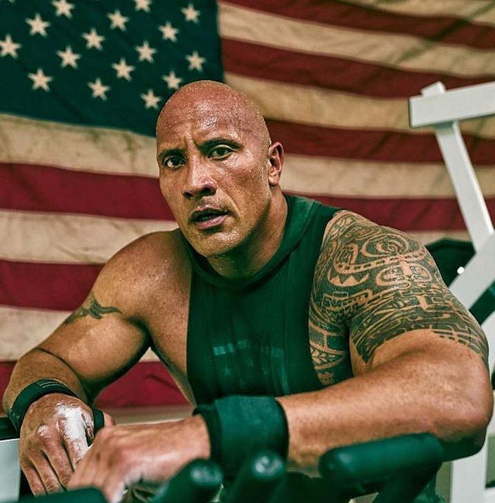 The Rock Reveals Scarily Badass Tattoo Morning Bulletin
