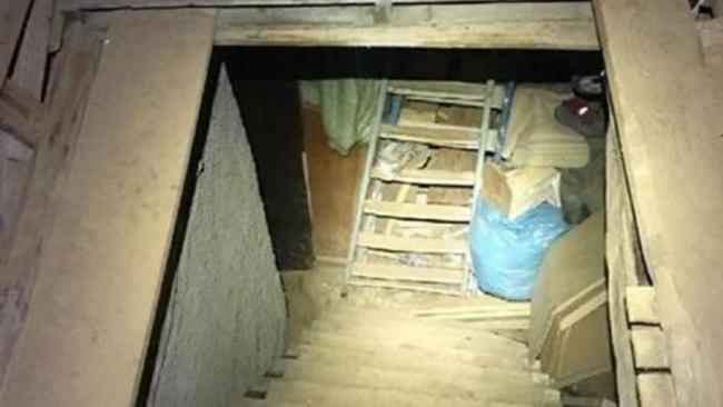 Aloisio Francesco Rosario Giordano, 52, kept a Romanian woman in his basement for 10 years