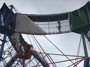 Pialba Adventure Playground opens