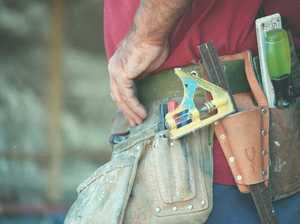 Tradie's nightmare double bust 'catastrophic'