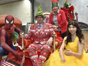 MERRY CHRISTMAS: Five festive events on in Toowoomba