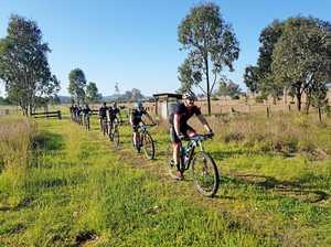 Rail trail nears final finish line