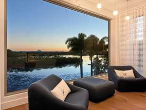 Serenity, privacy and views