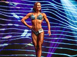 Local body-builder wins gold on global stage