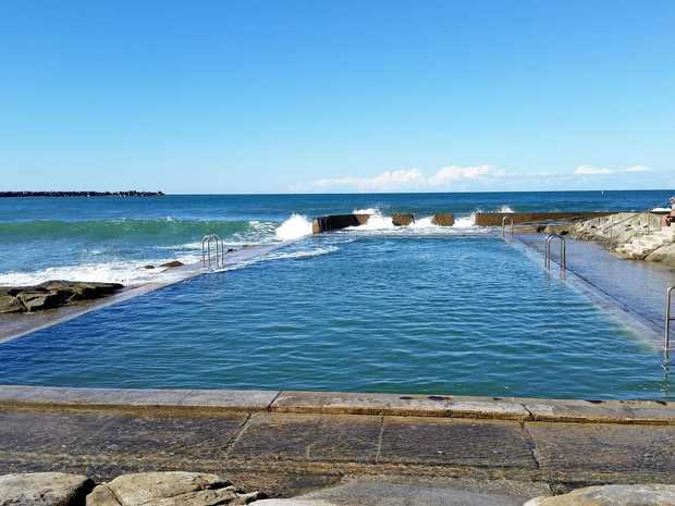 When is Ballina going to get an ocean pool like the one at Yamba?