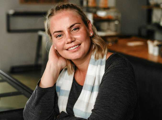 Former Australian tennis player Jelena Dokic will be at the Maroochy RSL tonight speaking about her new book, Unbreakable.