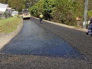 Region's 2300km of roads gets some love