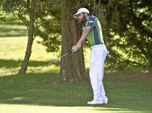 Warwick golfer taking on the best